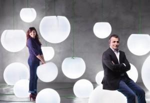 Pedrali-Happy-Apple-Lampa-ute-inne-pendel-produktbild