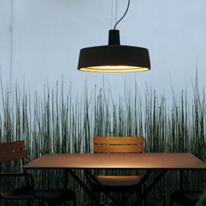 Lampa-marset-soho-gra-barcelona-utomhus-inomhus-svart